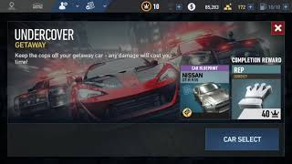 Mobil Balap NFS ( Need For Speed ) No Limits - UNDERCOVER