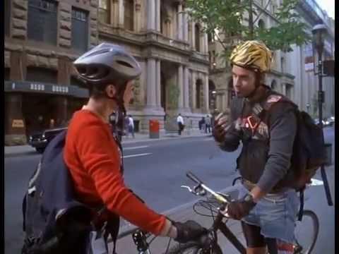 Courrier à Vélo à Montréal Bike Messenger