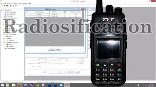 TYT MD-380 + MD-390 programming for Amateurs