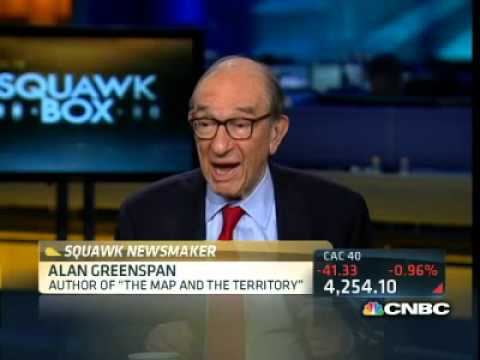 """Alan Greenspan Admits """"All Of Us Knew There Was A Bubble"""" In 2008"""