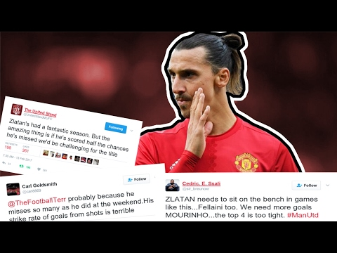 Why are Manchester United fans 'ATTACKING' Zlatan Ibrahimovic?