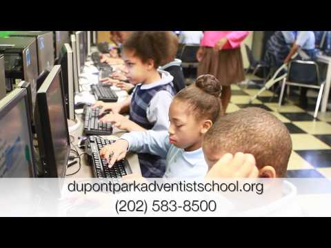 Dupont Park Adventist School Promo