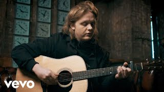 Gambar cover Lewis Capaldi - Someone You Loved (Live - Acoustic Room/LADbible)
