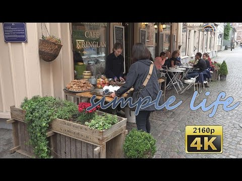 Gothenburg Haga - Sweden 4K Travel Channel