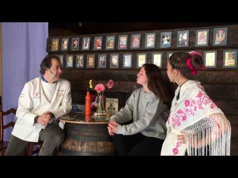 """El Olivar"" Murcia's Gastronomy | #Vidiomas17"
