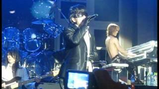 X JAPAN EN EL MOMENTO MAS EMOTIVO DEL CONCIERTO, VARIO DERRAMARON L...