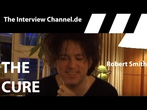 The Cure Interview with Robert Smith 17 Years ago