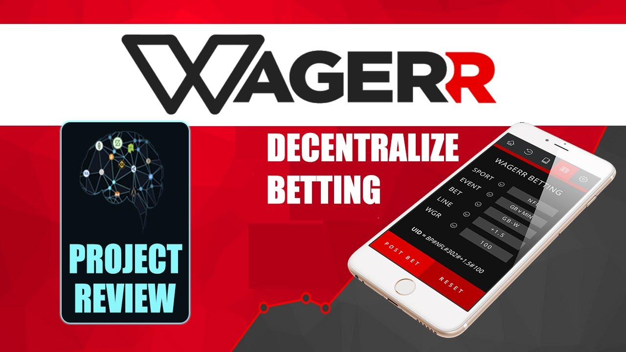 Wagerr Decentralize Betting - PERSONAL REVIEW