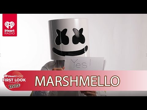iHeartRadio's First Look Powered by M&M'S featuring Marshmello