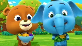 Charlie And The Fruit Factory | Loco Nuts | Funny Cartoons | Kids Videos | Kids Shows