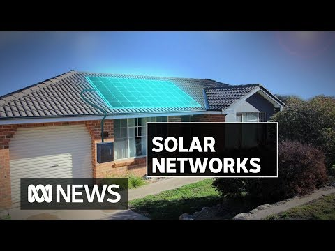 Rooftop solar and batteries look to stabilise the grid | ABC