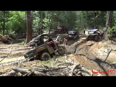 Friday Compilation - Boots in the Mudd Ride - River Run 2017