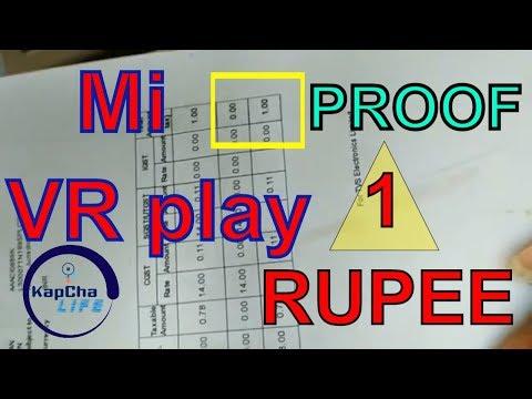 FREE Mi VR Play | watch PROOF mi diwali 1 rs sale how i got Mi vr play