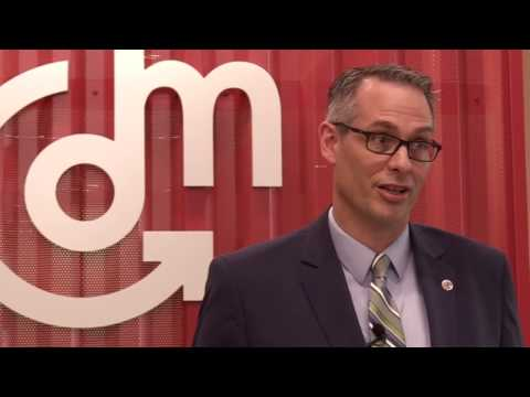 Jay Byers, Greater Des Moines Partnership CEO, gives more insight on what to expect from GIS 2017