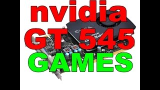 nvidia Geforce GT 545 Vs GT 720 - Cabal 2 Online