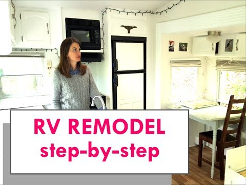RV REMODEL | Fulltime RVing Couple 2+ Years