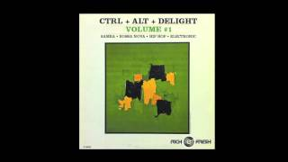 CTRL + ALT + DELIGHT ( RICH e FRESH mix of samba bossa nova hip hop electronic) - part 2 of 3