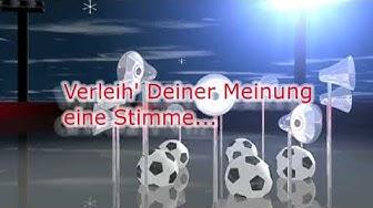 Bundesliga-Barometer: Herzlich Willkommen bei der größten, repräsentativen Fan-Umfrage Europas!