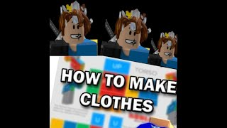 How To Make Shirt In Roblox Using Pic In Pinterest 100% worked