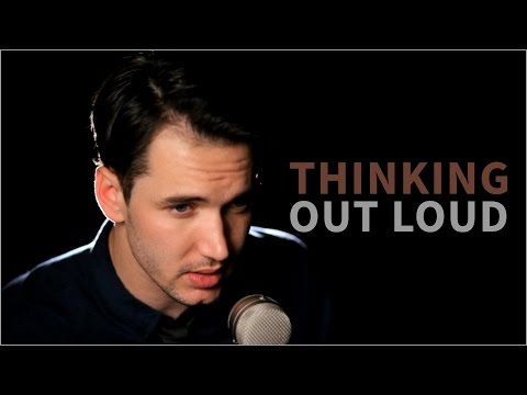 Thinking Out Loud - Ed Sheeran (Corey Gray Piano Cover) On Spotify & ITunes