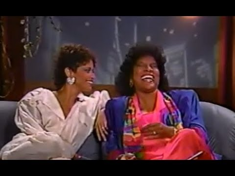 Sisters Phylicia Rashad and Debbie Allen Host FRIDAY NIGHT VIDEOS (1986)