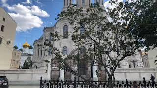Путешествие в Москву и Питер. Москва, день 2 / Видео