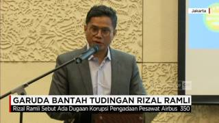Video Garuda Indonesia Bantah Tudingan Rizal Ramli download MP3, 3GP, MP4, WEBM, AVI, FLV Desember 2017