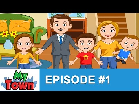 My Town Stories   Confused Dad Episode 1