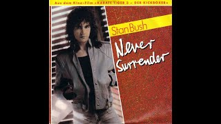Stan Bush Never Surrender Subtitulado