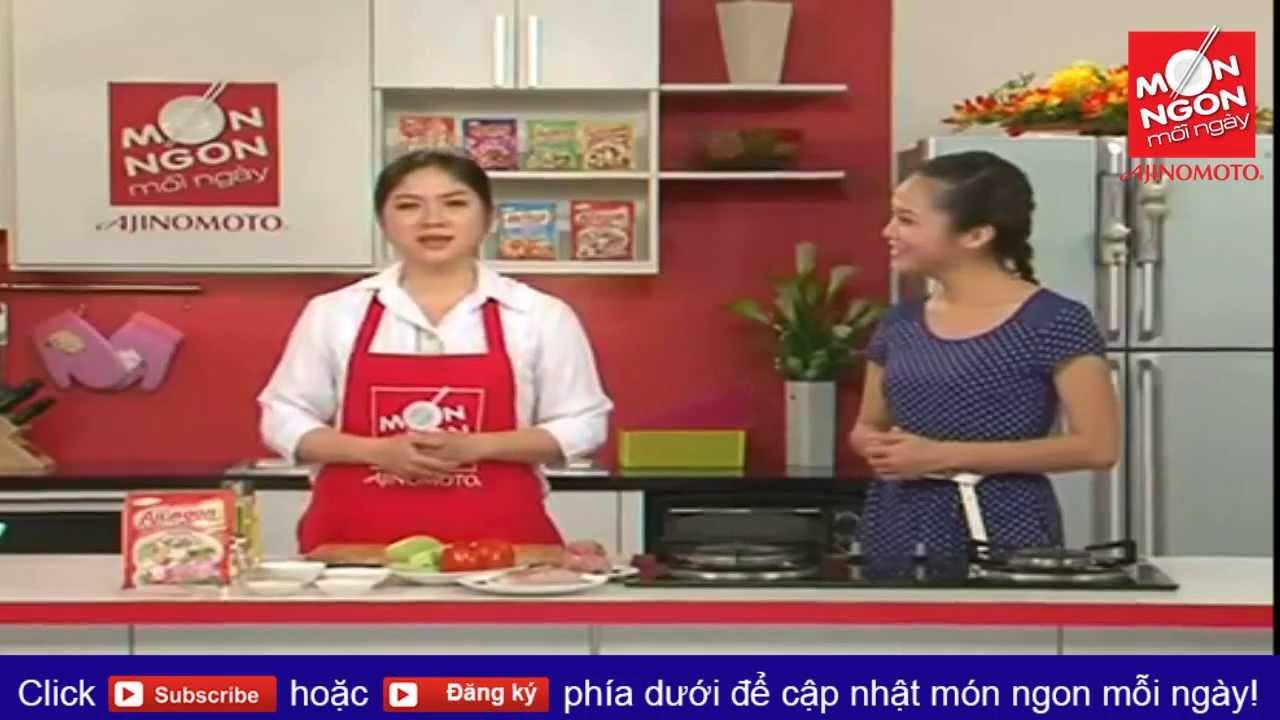 Cách nấu món bún chả cá ngon - Món ngon mỗi ngày