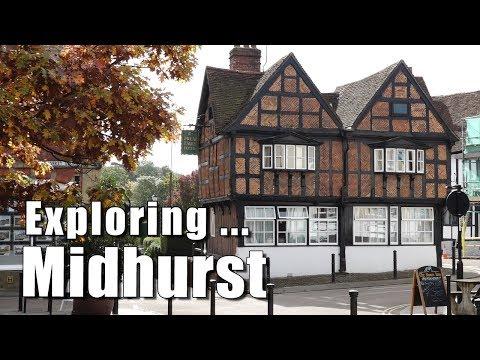 Walks in Sussex: Exploring Midhurst in West Sussex