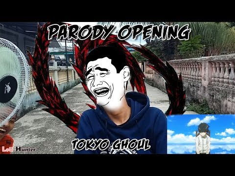 """PARODY OPENING TOKYO GHOUL S1 """"UNRAVEL"""""""