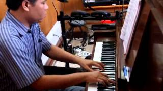 Piano Thánh Ca 26 Chúc cho Đấng ngồi trên ngôi