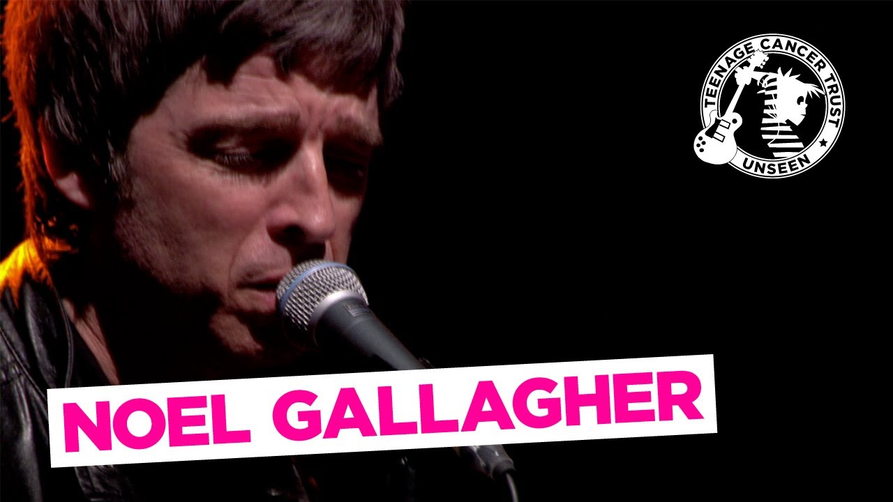 Alone On A Rope - Noel Gallagher Live