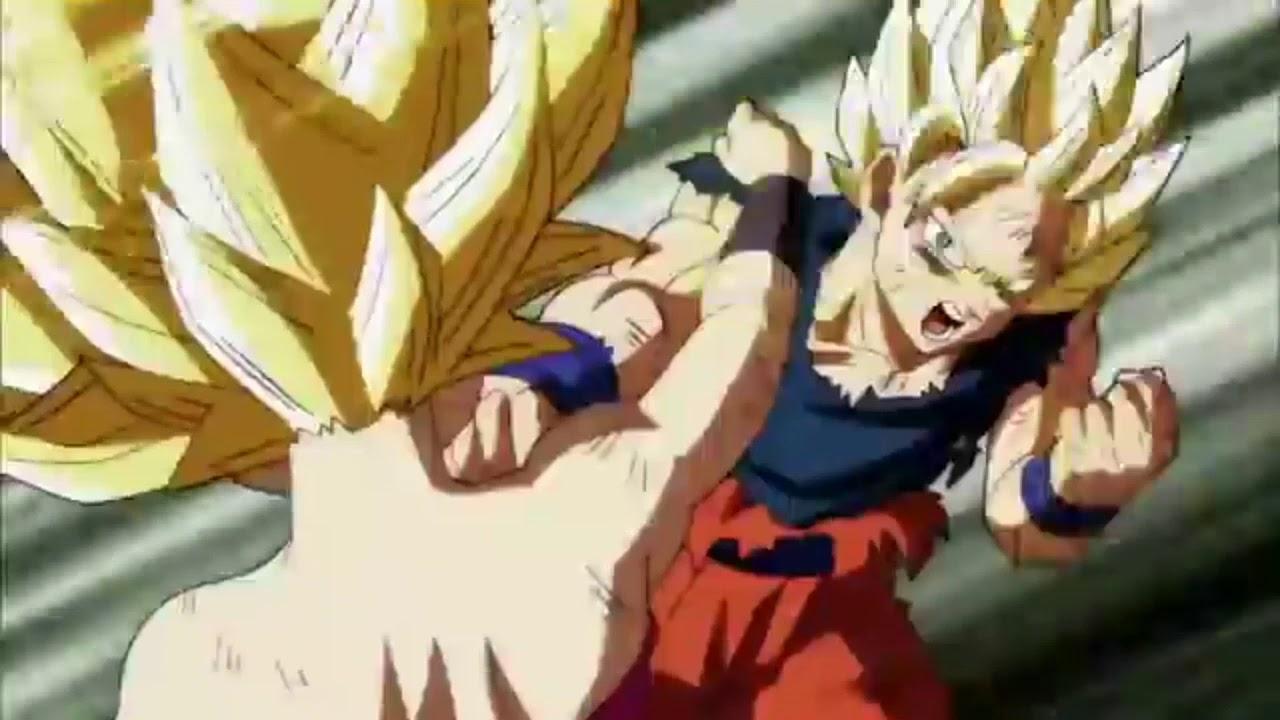 Goku vs kefla on Tumblr