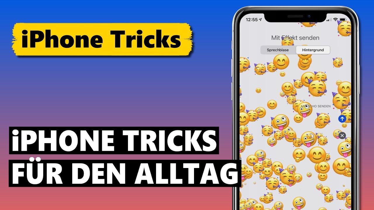 10 iPhone Tricks für den Alltag