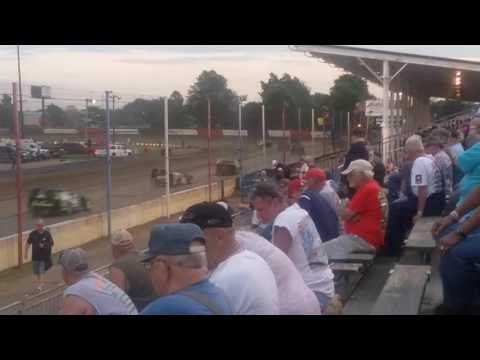 Modified Feature Part 1/2  Terre Haute Action Track