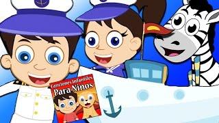 La Mar Estaba Serena | Canciones Infantiles Para Niños | Rondas Infantiles | Spanish Nursery Rhymes