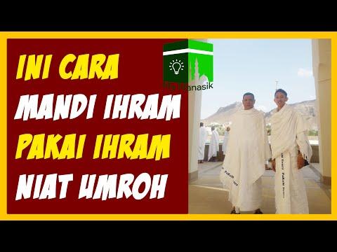 Paket Perlengkapan Haji Dan Umroh Wanita Exclusive 1 - Khodijah Berisi perlengkapan haji dan umroh K.