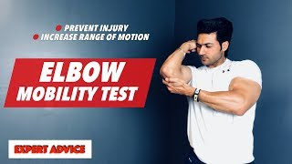 Check your ELBOW Mobility to Improve Biceps & Triceps workout (EXPERT ADVICE) Info by Guru Mann