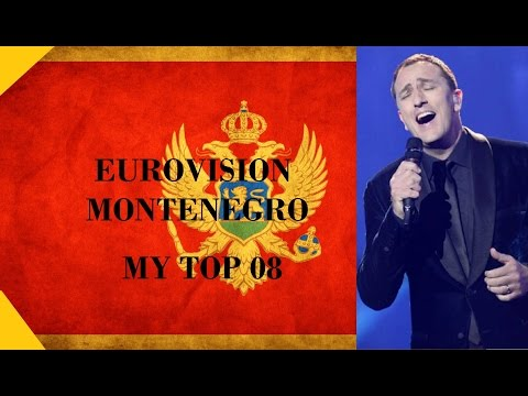 Montenegro in Eurovision - My Top [2000 - 2016]