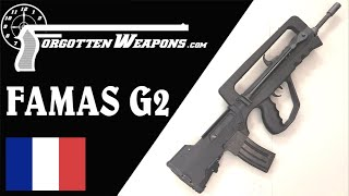 FAMAS G2: The French Navy Updates its Bullpup