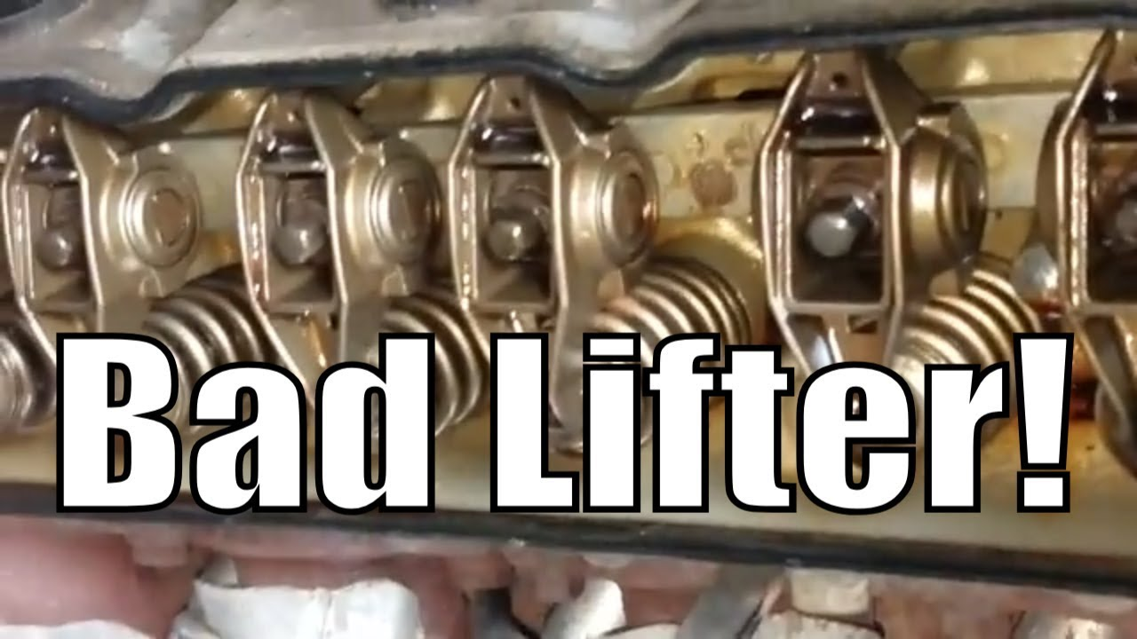 How to Diagnose a Bad Hydraulic Lifter Chevy GMC Trucks ...