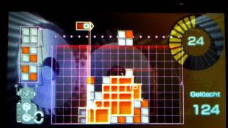 Lumines II - 60 Seconds 230 Blocks!