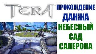 Прохождение данжа Небесный сад Салерона в TERA Online