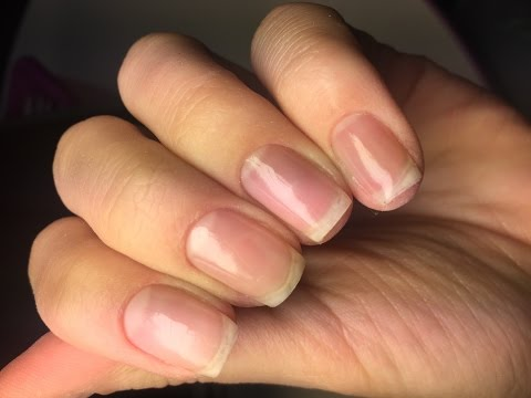 Как подготовить ногти к гель лаку