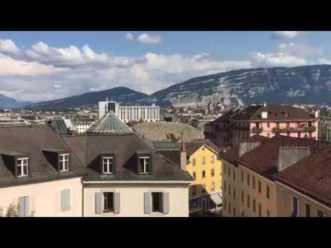 Geneva apartment tour
