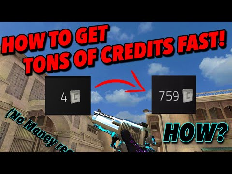 Forward Assault: How To Get Tons Of Credits Fast! (No Money)