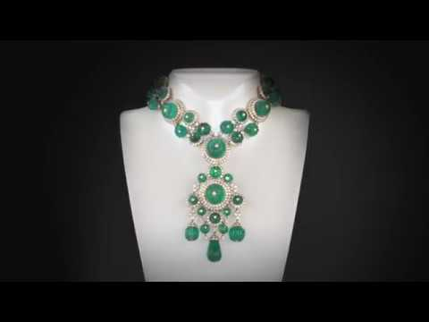 Collier d'inspiration indienne, 1971