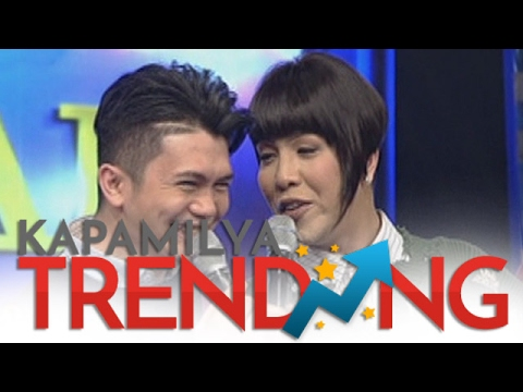 Vice Ganda gets mad at Vhong